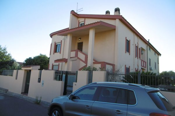 Selargius San Lussorio appartamento in villa
