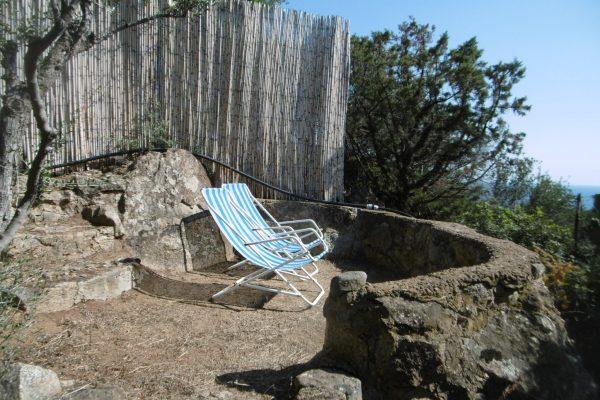 Panoramica villa unifamiliare Is Meris