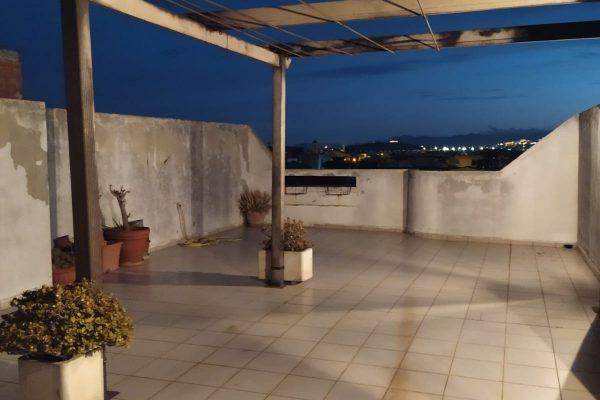 Quartucciu rifinito bivano con terrazza panoramica